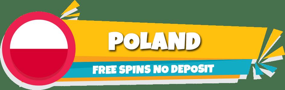 poland free spins no deposit