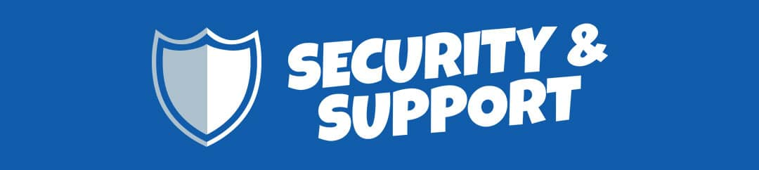 trustly security and support