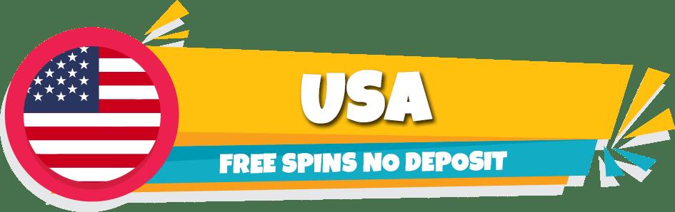 usa free spins no deposit